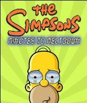 java игра The Simpsons: Minutes to Meltdown