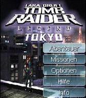 Tomb Raider Legend: Tokyo 3D java-игра