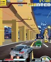игра Asphalt 4: Elite Racing