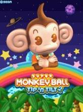 игра Super Monkey Ball Tip 'n Tilt 2