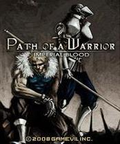 java игра Path Of A Warrior: Imperial Blood