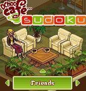 java игра Cafe Sudoku