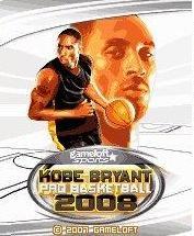 java игра Kobe Bryant Pro Basketball 2008
