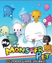 java игра My Monster Pet