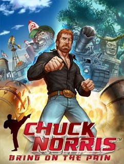 Chuck Norris: Bring On The Pain java-игра