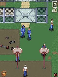 java игра Prison Break