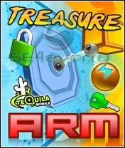 java игра Robot Treasure Arm