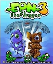 мобильная java игра Eon The Dragon 3