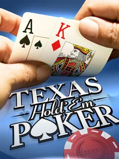 Texas Hold'em Poker java-игра