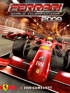 игра Ferrari World Championship 2009