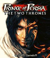 Prince of Persia: The Two Thrones java-игра