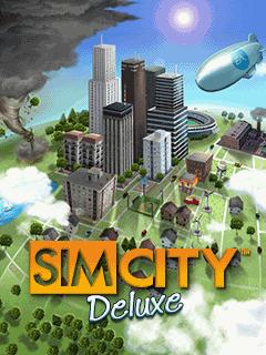 SimCity Deluxe java-игра