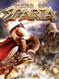 java игра Герой Спарты