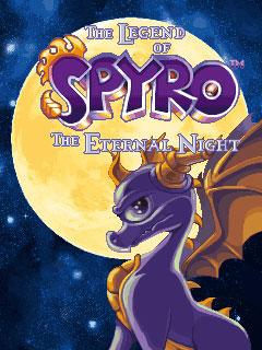 Легенда Спайро: Вечная ночь java-игра