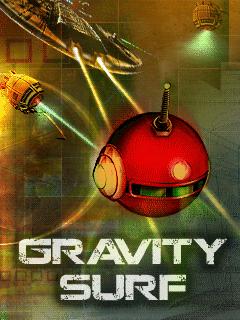 java игра Прогулка с гравитацией