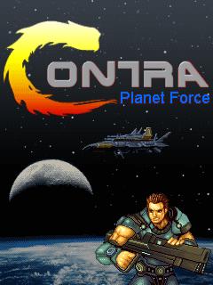 Контра: Космические Силы java-игра