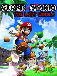 java игра Супер Марио: Потерянные Уровни