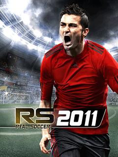 java игра Реальный Футбол 2011