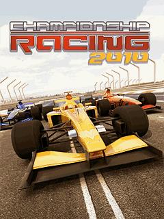 Чемпионат Мира по Гонкам 2010 java-игра