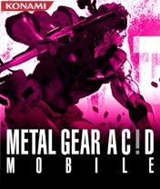 java игра Metal Gear Acid