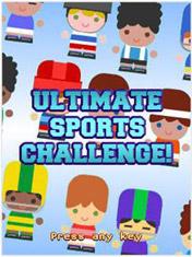 java игра Спортивные Соревнования