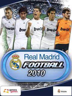 java игра Футбол 2010: Реал Мадрид