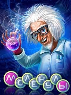 Молекулы java-игра
