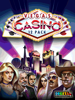 java игра Казино в Вегасе. Сборник из 12 игр
