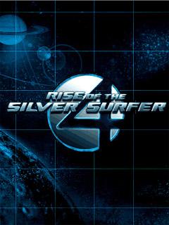 java игра Фантастическая Четверка: Серебрянный Серфер