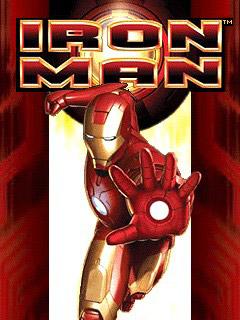 java игра Железный Человек 2
