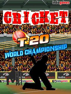 java игра Чемпионат Мира по Крикету Т20