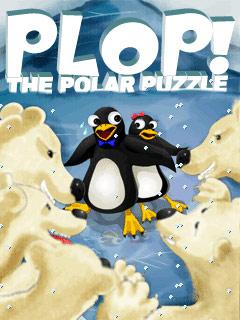 java игра Plop! the polar puzzle