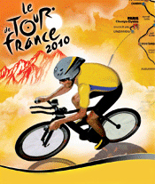 java игра Тур де Франс 2010