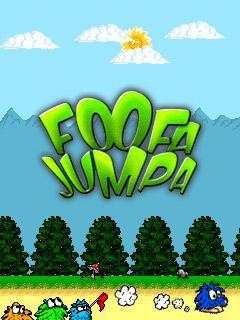 java игра Foofa Jumpa