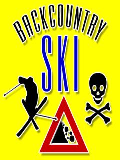 Лыжный спорт java-игра
