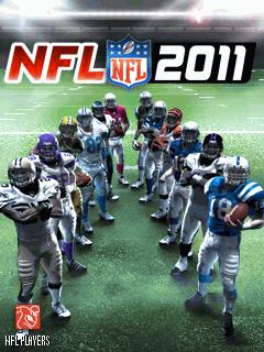 java игра Американский Футбол 2011