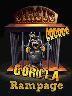 java игра Gorilla Rampage