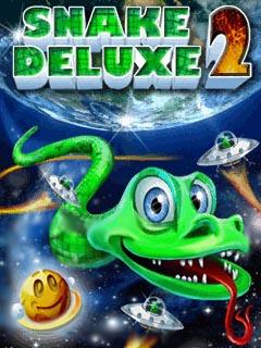 java игра Змейка Делюкс 2