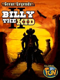 Великие Легенды: Малыш Билли 2 java-игра