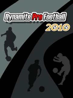java игра Dynamite Pro Football 2010