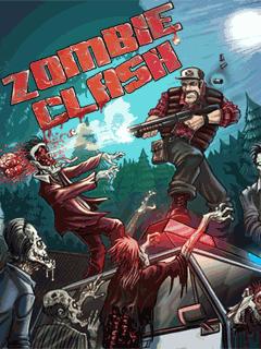 java игра Стычки с Зомби