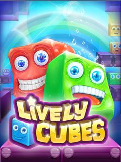 java игра Живые Кубики