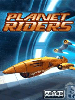 java игра 3D Planet Riders