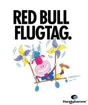 java игра Red Bull Flugtag