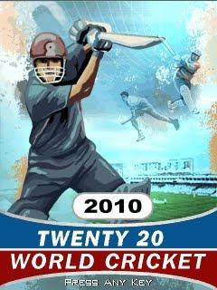 игра Twenty WorldCricket 2010