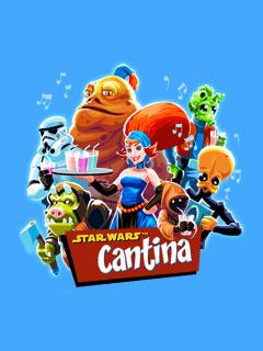 java игра Star Wars: Cantina