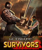 java игра Ultimate Survivors