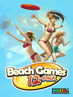java игра 12 Пляжных Игр
