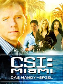 java игра CSI Miami the Mobile Game