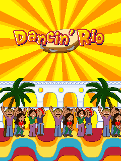 java игра Танцующие в Рио